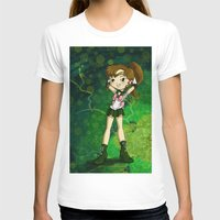 sailor jupiter T-shirts featuring Sailor Jupiter by Thedustyphoenix