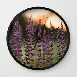 The delicacy Wall Clock