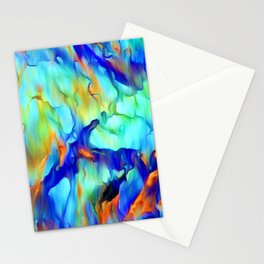 Cascading Waterfall Stationery Cards