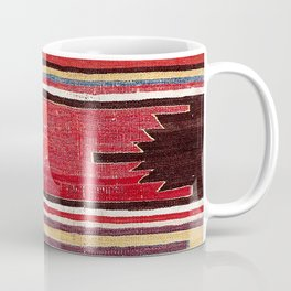 Nevsehir Cappadocian Central Anatolian Kilim Print Coffee Mug