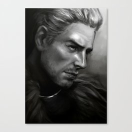 Dragon Age - Cullen Canvas Print