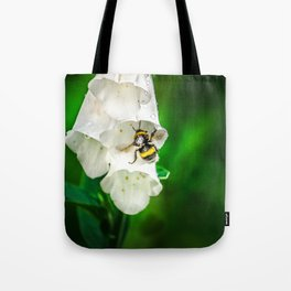The Bumble Bee Tote Bag