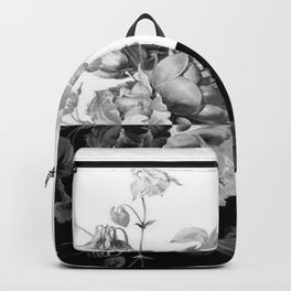 BL+Wh shirt Backpack