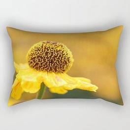 The Golden Hours Rectangular Pillow