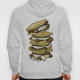 Stack of S'mores Hoody