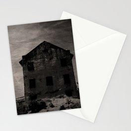 The Alcatraz Experiment Stationery Cards