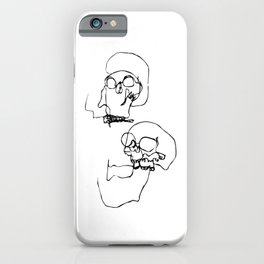 Jawmelt iPhone Case