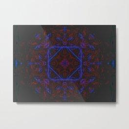 Opposite Attraction Metal Print