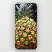 pineapples iPhone & iPod Skins featuring Pineapples by UMe Images