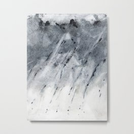 Plausible Weather Explorations 2 Metal Print