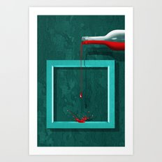 Good drops Art Print