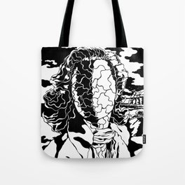 On the shore Tote Bag