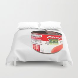 Ode To Warhol Duvet Cover