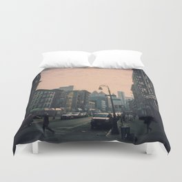 Lower East Side Duvet Cover