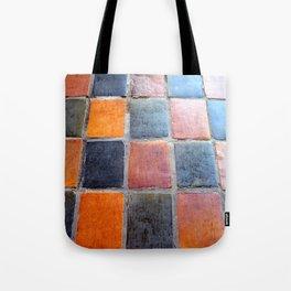 Royal Tiles Tote Bag