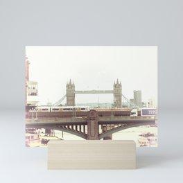 Centerpiece of a City #2 Mini Art Print