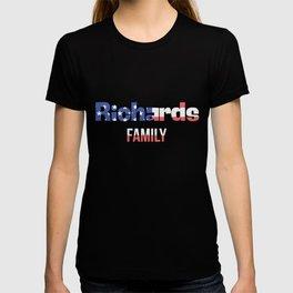 Richards Family T-shirt
