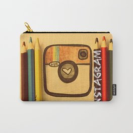 For Instagram Lovers ;) Carry-All Pouch