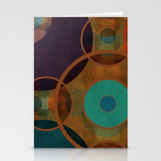 Textures/Abstract 97 Stationery Cards