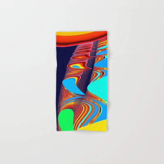 ribs Hand & Bath Towel