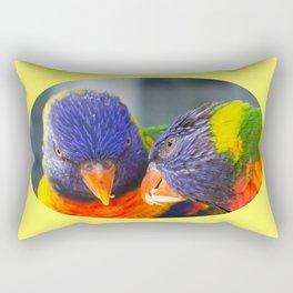 Feed me !! Rectangular Pillow