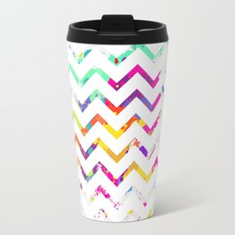 Splashs VI Chevron Travel Mug