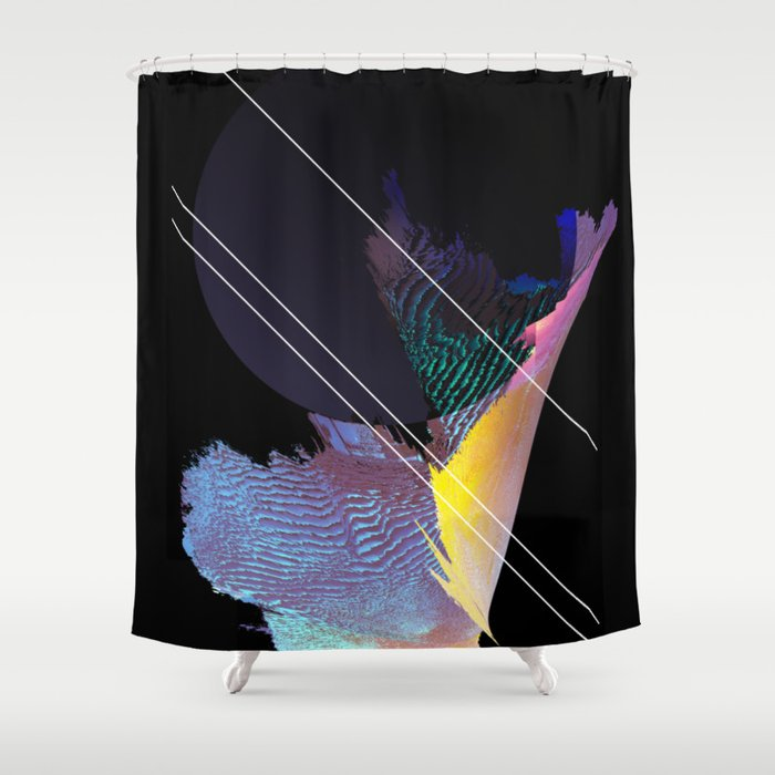 what's the point of even sleeping Shower Curtain