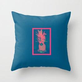 Pineapple Express //Alternate One Throw Pillow