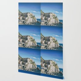 Manarola, Cinque Terre in Italy Wallpaper