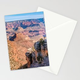 Morning at Bright Angel Trail - Grand Canyon Stationery Cards