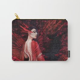 QUEEN OF MY HEART - QUEEN OF ALL HEARTS Carry-All Pouch
