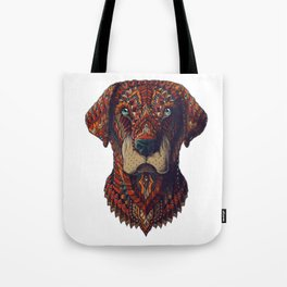 Labrador (Color Version) Tote Bag