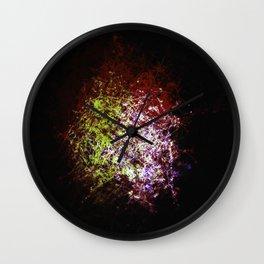 Natural Meditations: Nest Wall Clock