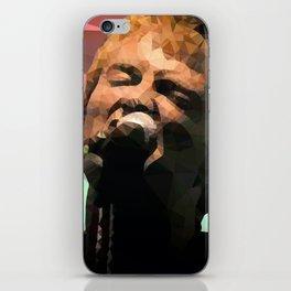 Thom Yorke | Radiohead | Creep | Polygon Art iPhone Skin