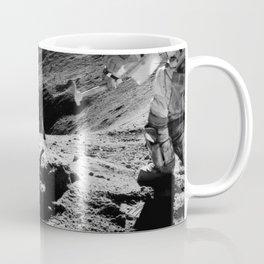 Apollo 16 - Moon Astronaut Crater Coffee Mug