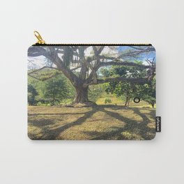 Tire Swing in a Tropical Place Carry-All Pouch