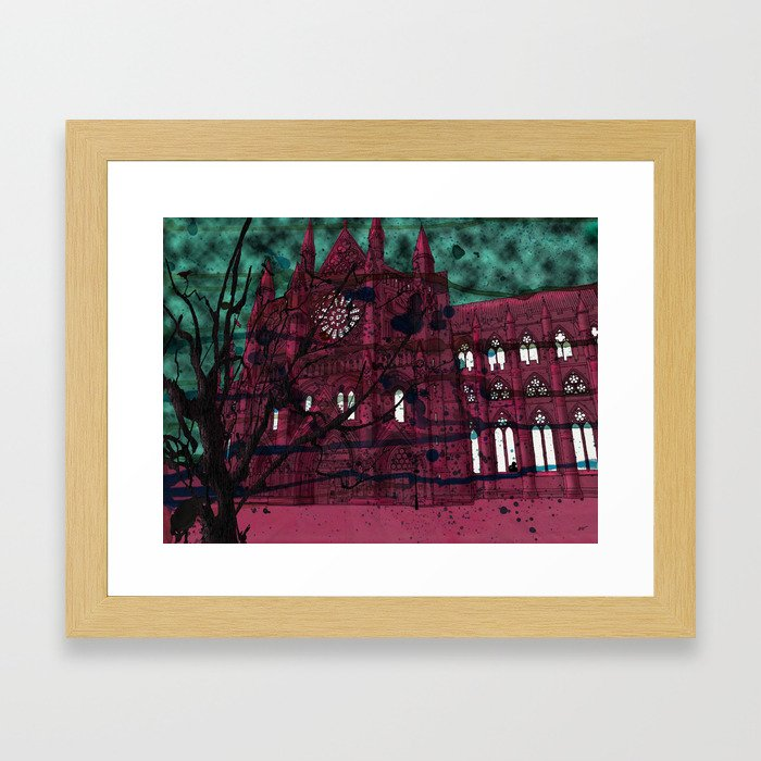 Westminster Abbey Framed Art Print