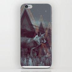 In Wildness | Fox iPhone & iPod Skin