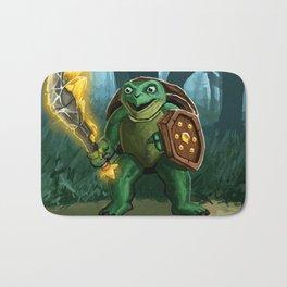 Turtle Paladin Bath Mat