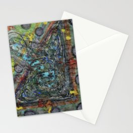 Color Outbreak Stationery Cards