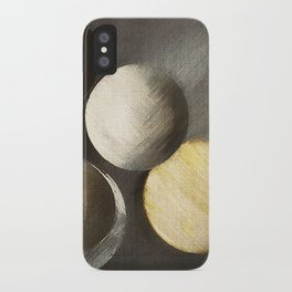 Five Moons iPhone Case