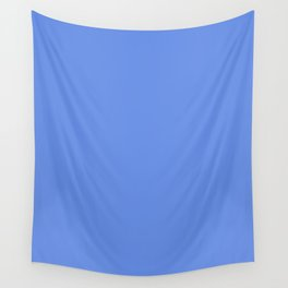 Blue wave. Wall Tapestry