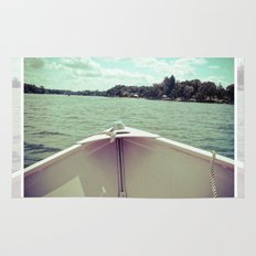 Sometime This Life, I'm Going to Sail Away Rug