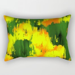 Dramatic expressionism 2 Rectangular Pillow