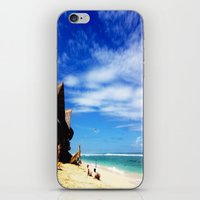 indonesia iPhone & iPod Skins featuring BALI, Indonesia  by BRIELLE LEVY
