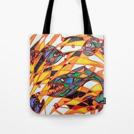 Fishopoly Tote Bag
