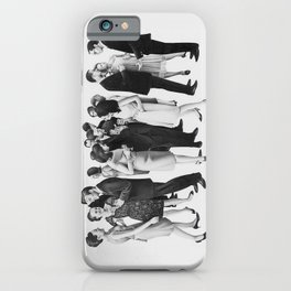 the cold war iPhone Case