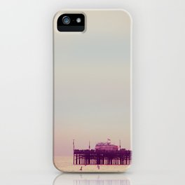 Over the ocean iPhone Case