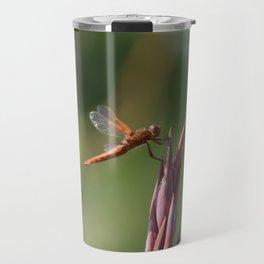 BEAUTY IN THE DRAGON FLY Travel Mug
