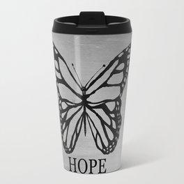 Butterfly of Hope Travel Mug